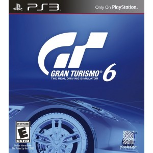 PS3 Gran Turismo 6 The Real Driving Simulator