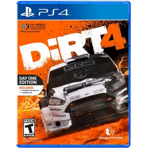 PS4 Dirt 4: Day One Edition