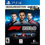 PS4 F1 2018: HEADLINE EDITION