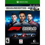 XBox ONE F1 2018: HEADLINE EDITION