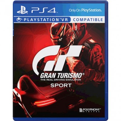 PS4 Gran Turismo Sport / Chinese & English Version (Standard Edition)