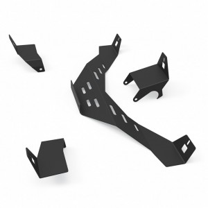 N1 Speakers Mount Upgrade kit - Black