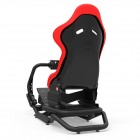 Rseat N1 Red Seat / Black Frame
