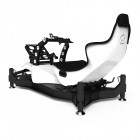 RS Formula M4A White Full Motion, Electrical Adjustment of the pedals and seat