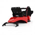 Rseat Formula V2 Red Racing Simulator Cockpit