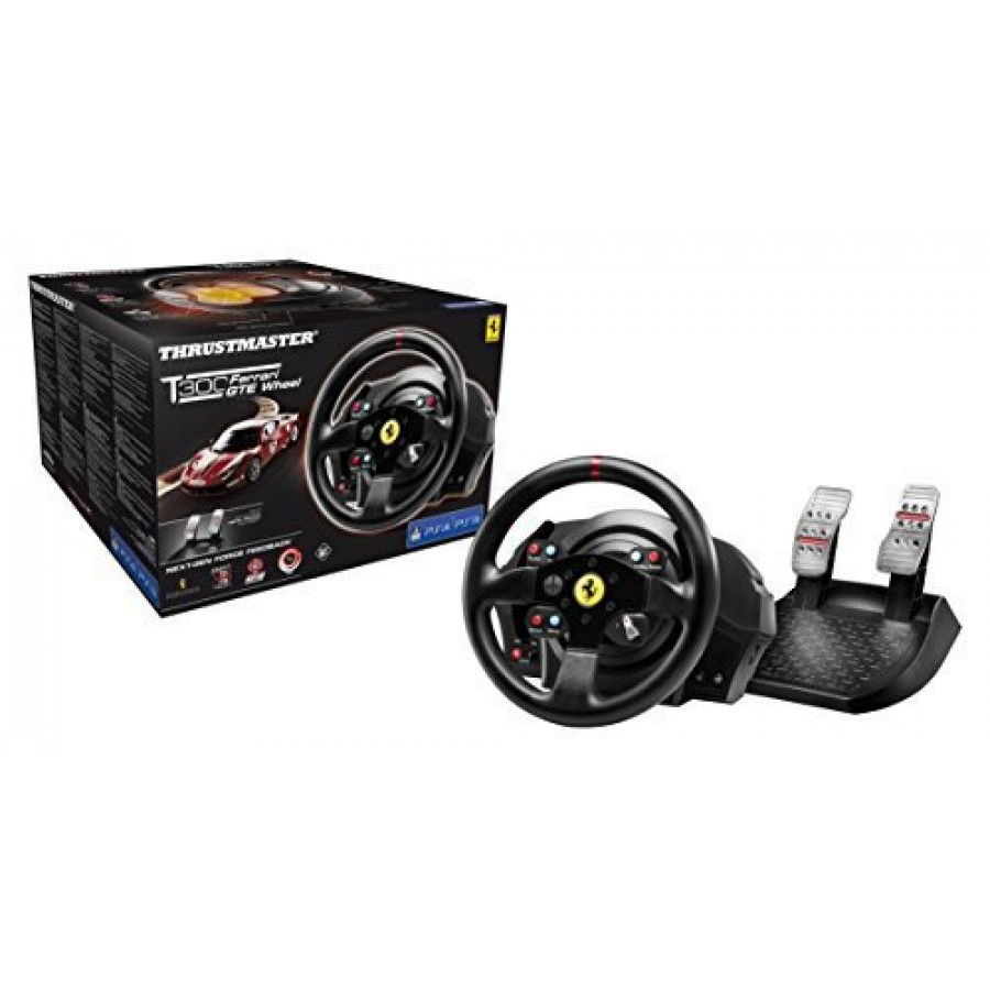 guillemot thrustmaster ferrari t300 gte ps4 ps3. Black Bedroom Furniture Sets. Home Design Ideas